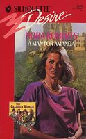 A Man for Amanda by Nora Roberts
