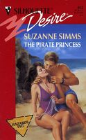 The Pirate Princess by Suzanne Simms