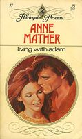 Living With Adam by Anne Mather