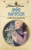Wife for a Penny by Anne Hampson