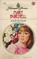 Such Is Love by Mary Burchell
