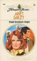 That Boston Man by Janet Dailey