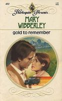 Gold to Remember by Mary Wibberley