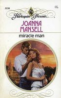 Miracle Man by Joanna Mansell