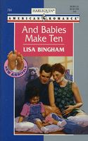 And Babies Make Ten by Lisa Bingham