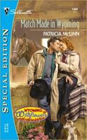 Match Made in Wyoming by Patricia McLinn