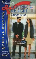 Acquiring Mr. Right by Laurie Paige