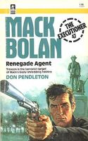 Renegade Agent by Don Pendleton