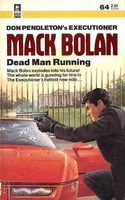 Dead Man Running by Don Pendleton