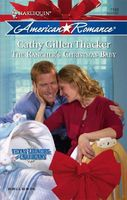 The Rancher's Christmas Baby by Cathy Gillen Thacker