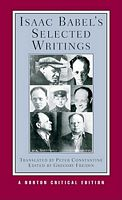 Isaac Babel's Selected Writings by Isaac Babel