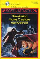 The Missing Movie Creature by Mary Anderson