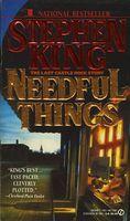 Needful Things: The Last Castle Rock Story, King, Stephen
