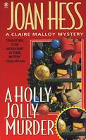 A Holly, Jolly Murder by Joan Hess