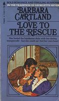 Love to the Rescue by Barbara Cartland