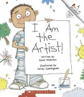 I Am the Artist! by Dawn Anderson