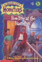 Howling at the Hauntlys' by Marcia T. Jones; Debbie Dadey