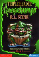Three Shocking Tales of Terror, Book 1 by R.L. Stine