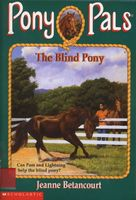 The Blind Pony by Jeanne Betancourt
