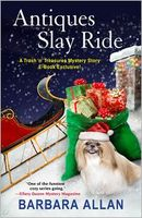 Antiques Slay Ride by Barbara Allan