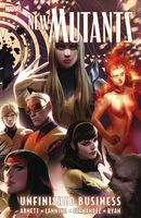 Unfinished Business by Dan Abnett