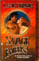 Savage Embers by Cassie Edwards