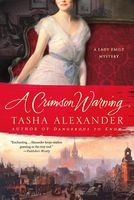 A Crimson Warning by Tasha Alexander