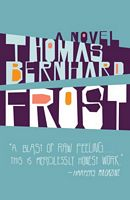 Frost - Thomas Bernhard
