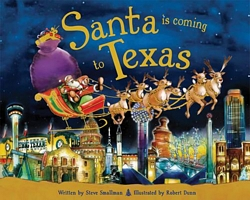 Santa Is Coming to Texas by Steve Smallman