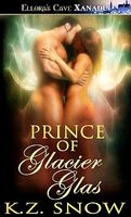 Prince of Glacier Glas by K.Z. Snow