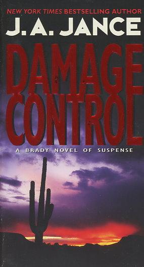 J.a. Jance Novels Damage Control by J.A....