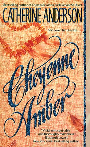 Cheyenne amber by catherine anderson fictiondb fandeluxe Image collections