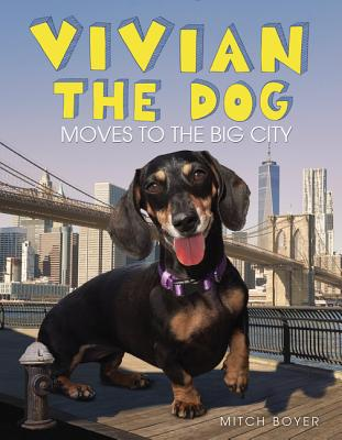 Vivian the Dog Moves to the City