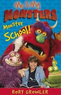 Monster Mess!. Rory Growler