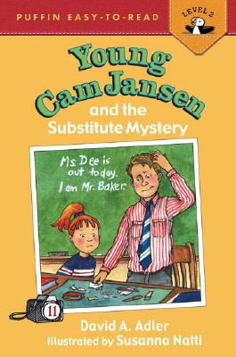 Young Cam Jansen and the Substitute Teacher Mystery