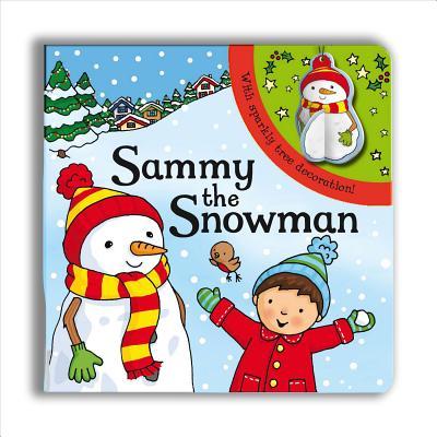 Sammy the Snowman!