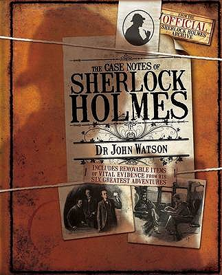 The Case Notes of Sherlock Holmes
