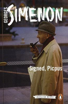 Maigret and the Fortuneteller / Signed, Picpus