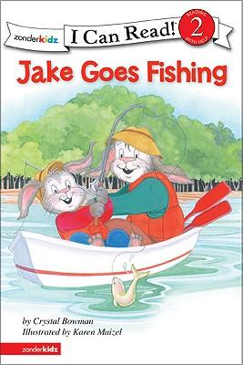Jake Goes Fishing