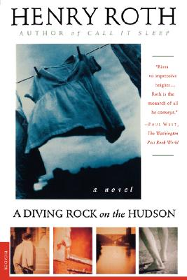 A Diving Rock on the Hudson