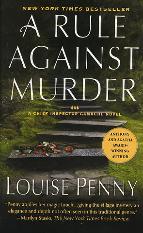 A Rule Against Murder By Louise Penny Fictiondb