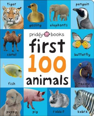 First 100 Animals Padded