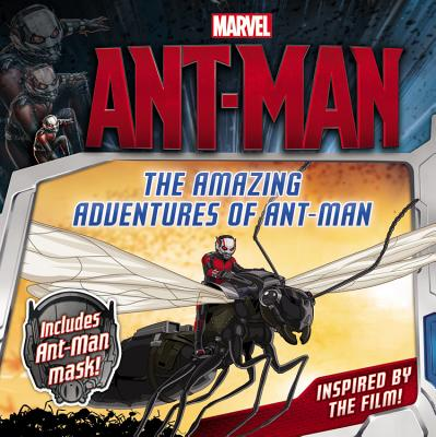 Marvel's Ant-Man: The Amazing Adventures of Ant-Man
