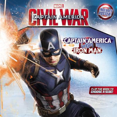 Captain America Versus Iron Man