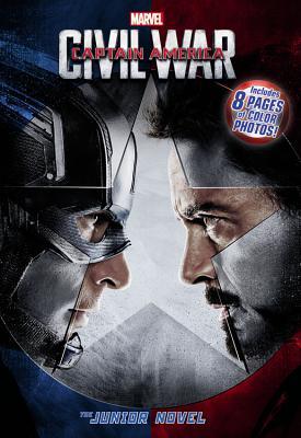 Captain America: Civil War Junior Novel