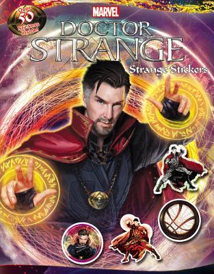Marvel's Doctor Strange Reusable Sticker Book