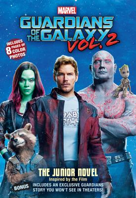 Marvel's Guardians of the Galaxy Vol. 2: Junior Novel