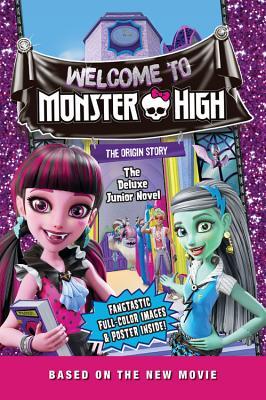 Welcome to Monster High: Junior Novel