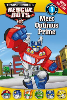 Meet Optimus Prime