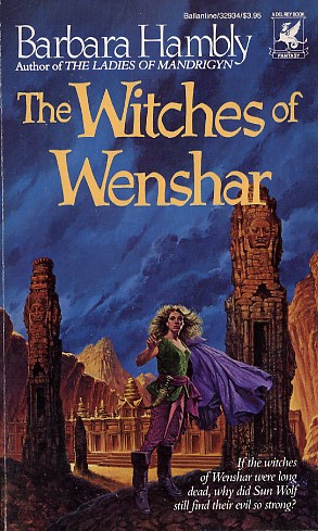 Witches of Wenshar